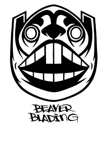 Beaver blading