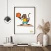 LAmbra Basket ambientazione